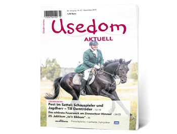 Usedom Aktuell September 2019